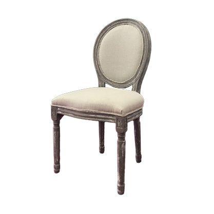 Signature Party Rentals - Medallion Parlor Chair Rentals