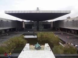 museo antropología ciudad de mexico pedro ramirez vazquez arq.