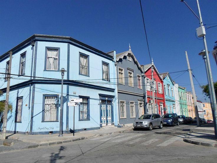 Psje. Galo Cerro Alegre, Valparaíso