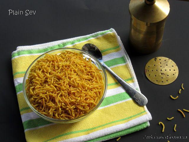 tea time snack,besan bhujia,plain sev,indian snack