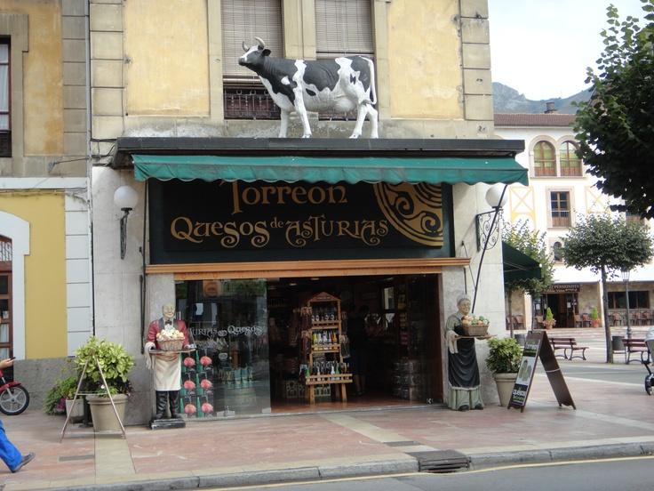 loja de Cangas de Onis