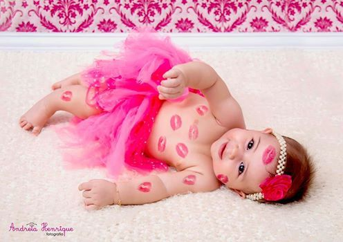 Clara Julia 7 meses