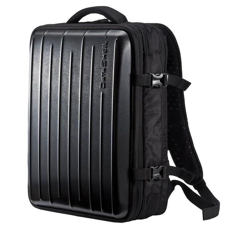 SANWA DIRECT Hard Shell Backpack Large Capacity Storage Gusset expansion 200-BAG #SANWADIRECT