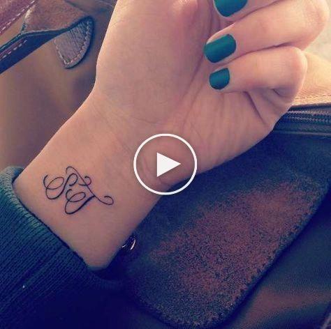 meaningful wrist tattoo quote #wordwristtattoosmall – Small meaningful tattoos. … – Decoration
