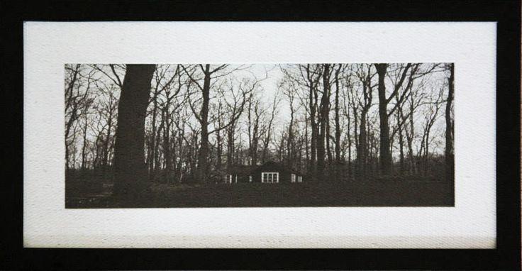Fotografía enmarcada Código Ch01-1 43 x 23 cm $4.500