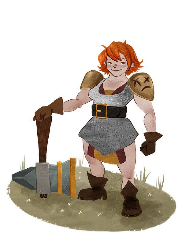 ladyhammer