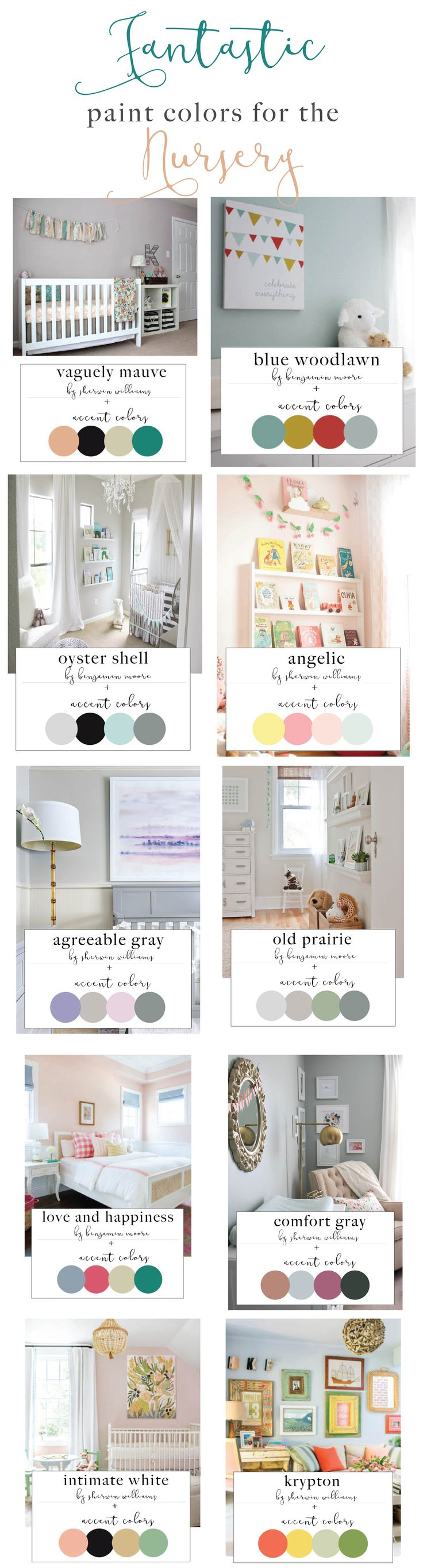 Best Grey Paint best 25+ nursery paint colors ideas on pinterest | colour schemes