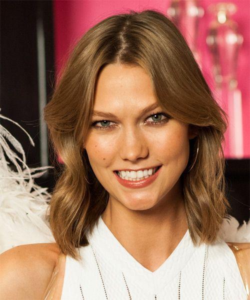 Swell 1000 Ideas About Medium Straight Hairstyles On Pinterest Medium Short Hairstyles Gunalazisus