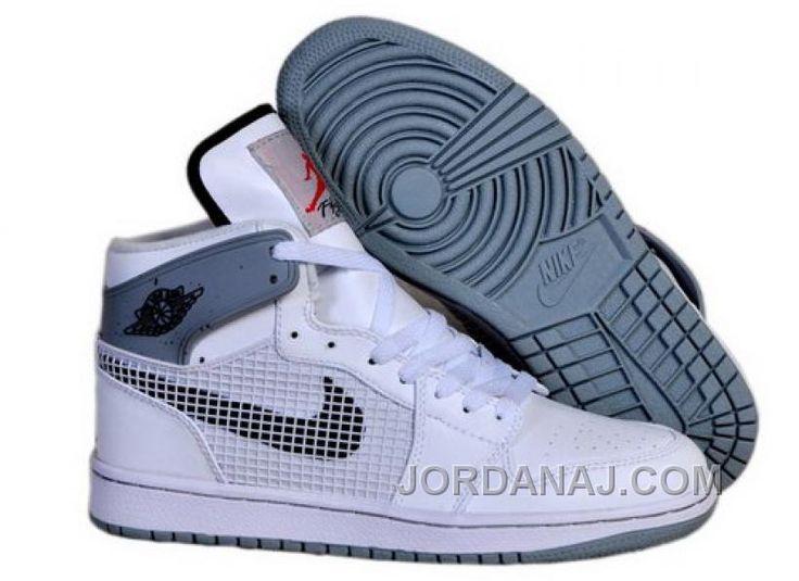 new product a40d0 5b46a ... france air jordan 1 retro 89 newest mens shoes online white cement grey  d705d 79a3f