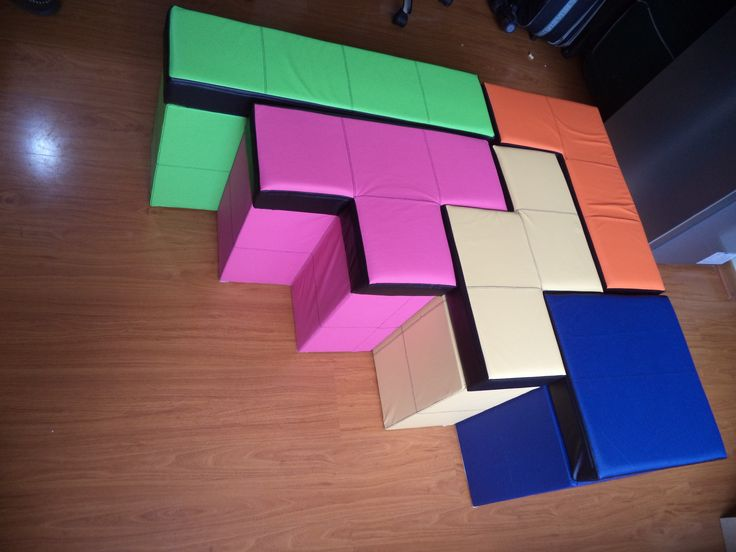 Tetris Living Room