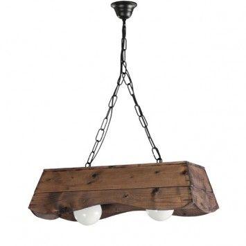 Lámpara Bolin (2 luces)