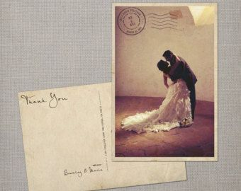 reserved for vasalgado Lola Wedding Thank von NostalgicImprints