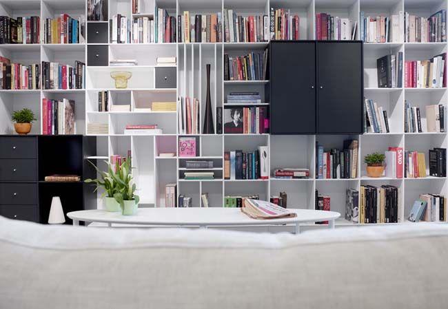 ABC Quadrant  Design din egen reol på www.abc-reoler.dk