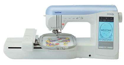 Brother International - Home Sewing Machine and Embroidery Machine Innov-ís 1500D