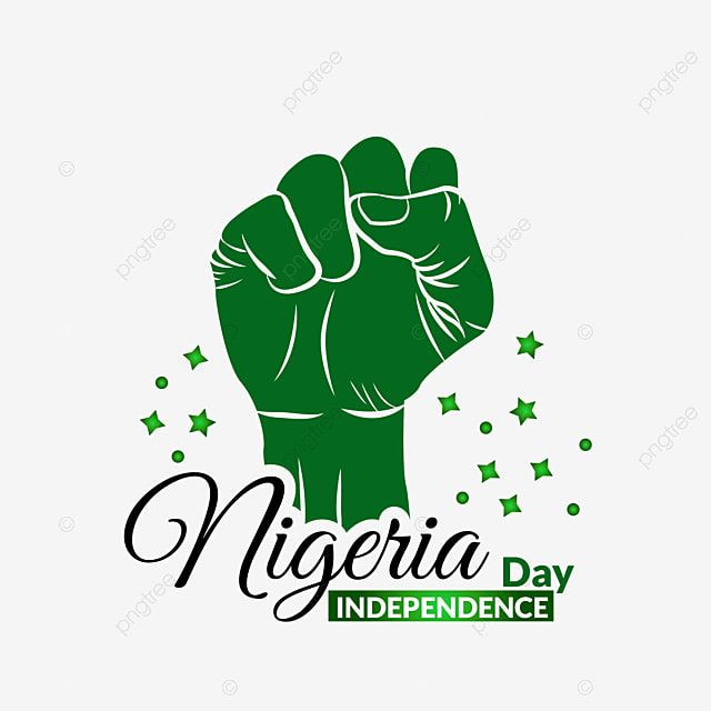 Nigeria Independence Day Png With Fist Raised Arm Fist Clipart Nigeria Nigeria Flag Png And Vector With Transparent Background For Free Download Clipart Image Clipart Png