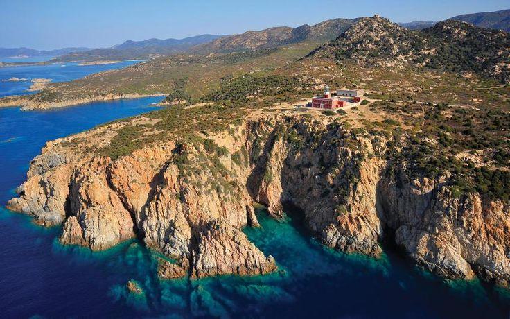 sardegna luoghi   Fari della Sardegna i luoghi più romantici dell'Isola