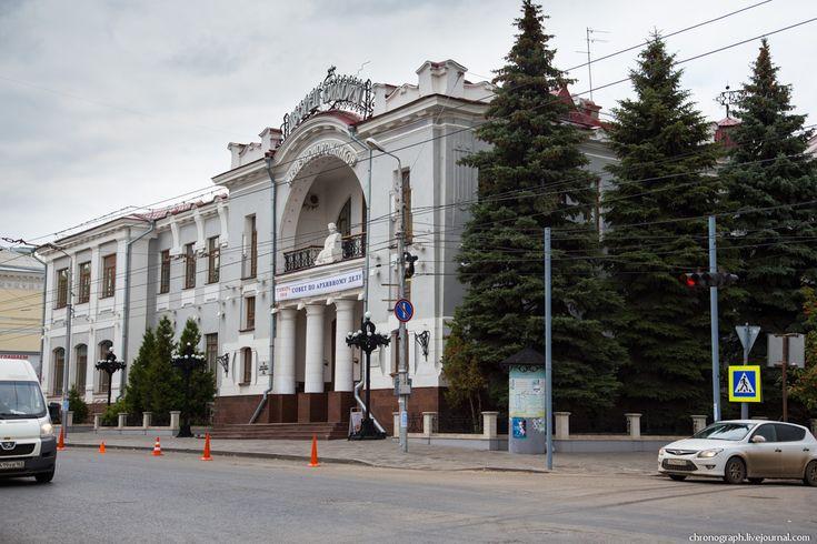 Прогулки по Самаре, часть №34 - Фотоблог Вадима Кондратьева
