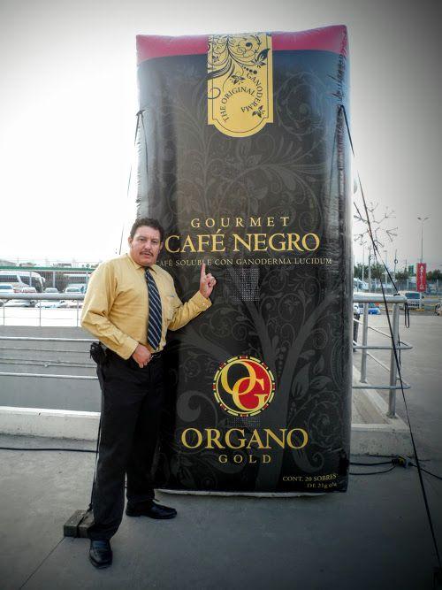 CONVENCION MONTERREY 01 DE NOV III ANIVERSARIO DE Organo Gold EN MEXICO EVENTO ARENA MONTERREY SLOGAN DE CAFE NEGRO GOURMET ATTE E. HAAS