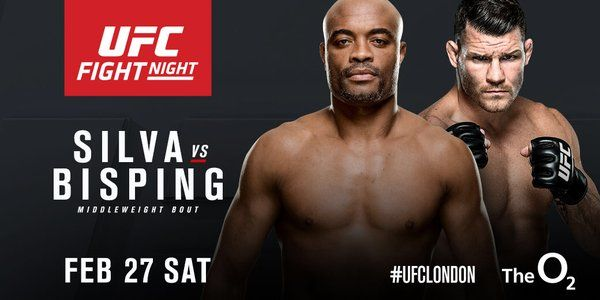 Tweet  UFC FIGHT NIGHT LONDON RESULTS, VIDEO HIGHLIGHTS & POST PRESS CONFERENCE UFC Fight Night 84 Results Michael Bisping def. Anderson Silva via unanimous decision (48-47, 48-47, 48-47) Gegard Mousasi def. Thales Leites via unanimous decision (30-27, 29-28, 30-27) Tom Breese def. Keita Nakamura via unanimous decision (30-27, 30-27, 29-28) Brad Pickett def. Francisco Rivera …