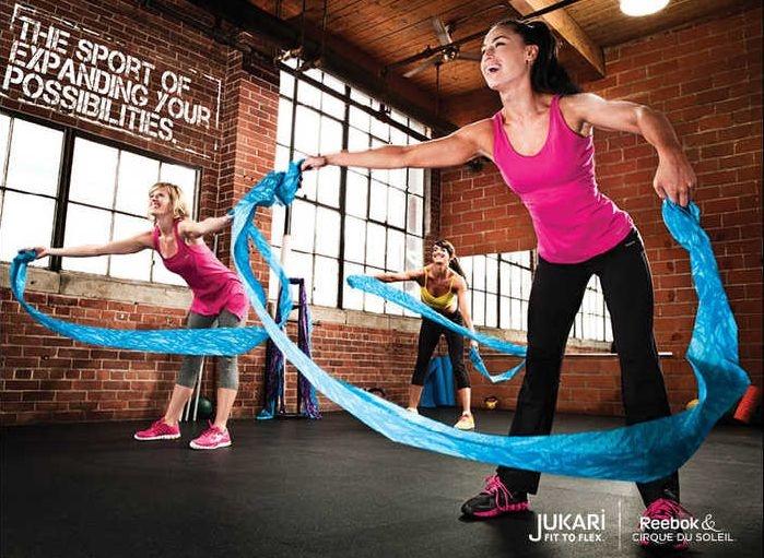 Nowatorskie zajęcia FIT TO FLEX - Nowatorskie program treningowy FIT: Jukari FIT TO FLEX - oparty na technice stretchingu dynamicznego, pozwoli w płynny, dynamiczny i zabawny sposób poprawić elastyczność ciała oraz rozciągnąć mięśnie. Ćwiczenia Fit w tym programie fitness pozwolą wypracować płynność i precyzję ruchów. #fit
