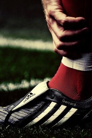 ★ Sports Steven Gerrard , football
