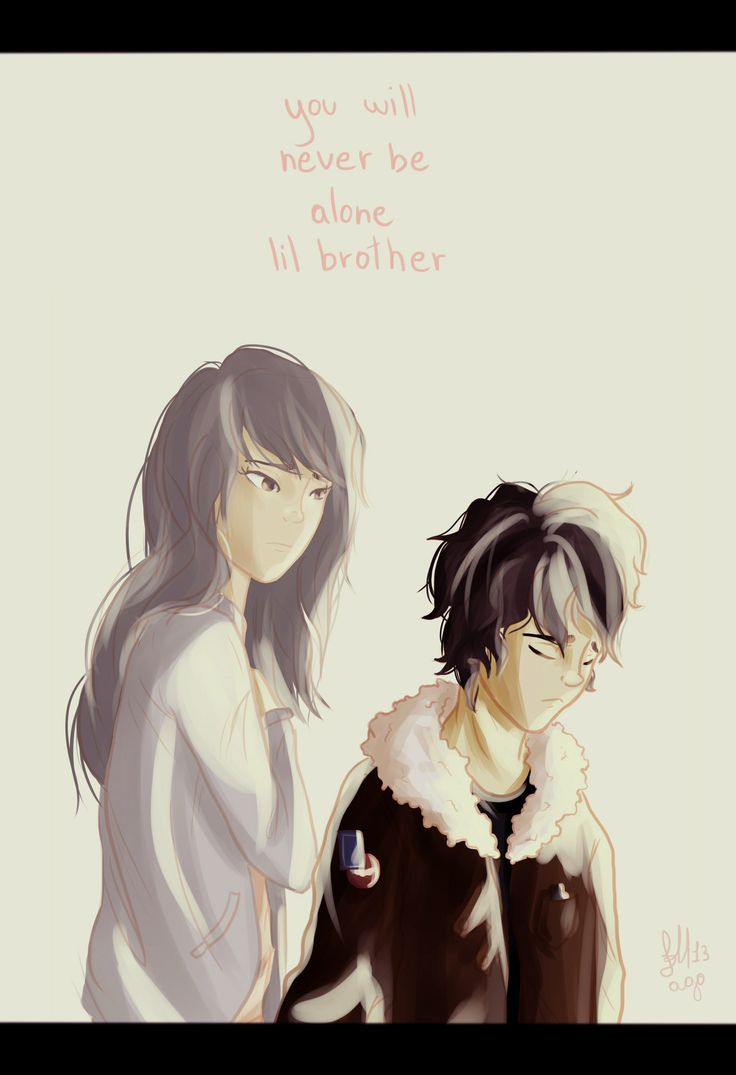 Nico and Bianca Di Angelo