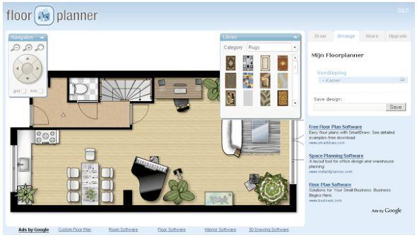 Conheça 2 excelente programas online para fazer plantas de casas de maneira gratuita, simples e muito práticas aí na sua casa. Os programas já possuem exemplos pré moldados.