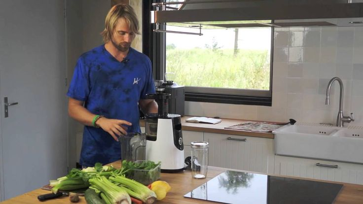 Juice Recept uit Fat, Sick & Nearly Dead