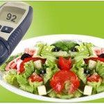 Diabetes y alimentación saludable