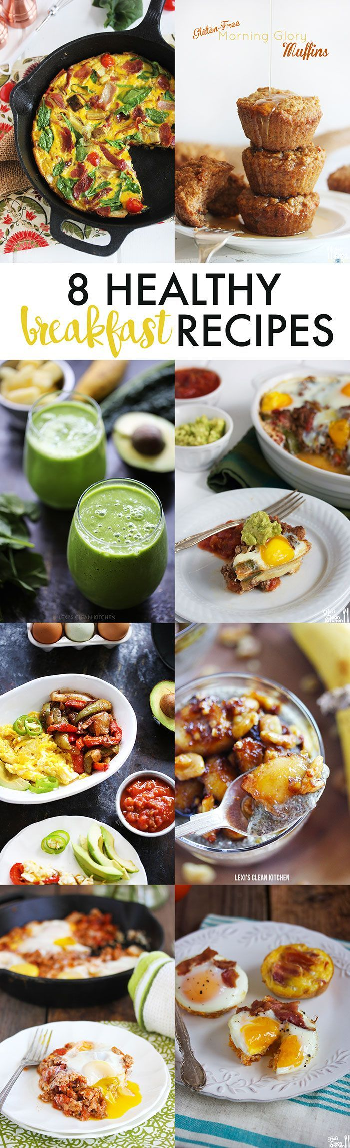 8 Healthy and Delicious Paleo Breakfast Recipes | Lexi's Clean Kitchen