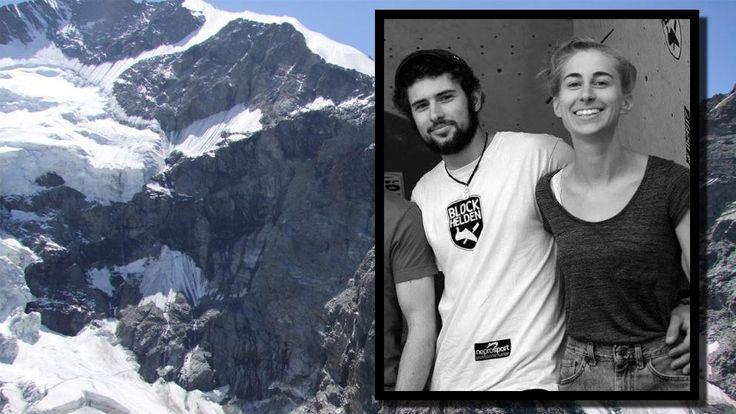 Leonie und Simon sind vergangenen Montag in ihre geliebten Berge gefahren, um dort eine Woche zu klettern