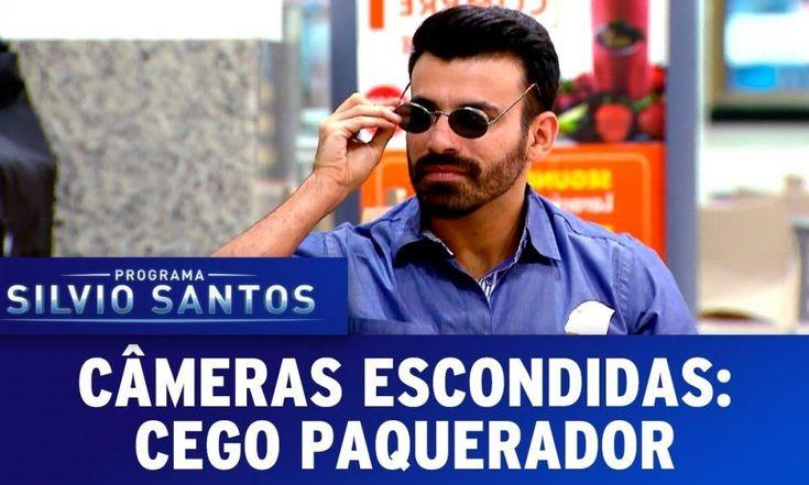 Cego Paquerador Blind Prank Cameras Escondidas Camera