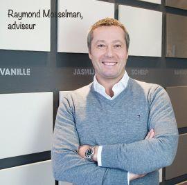 """Raymond Mosselman. """"Zowel voor uw design als landelijke keuken."""" Adviseur"""