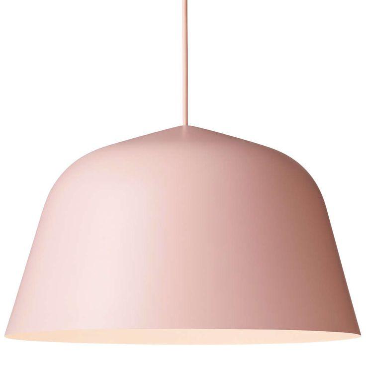 muuto ambit lampe rosa