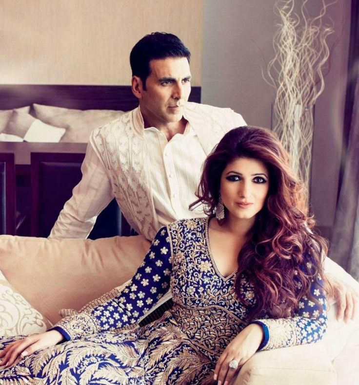 My wife definitely wears the pants in our marriage: Akshay   PINKVILLA