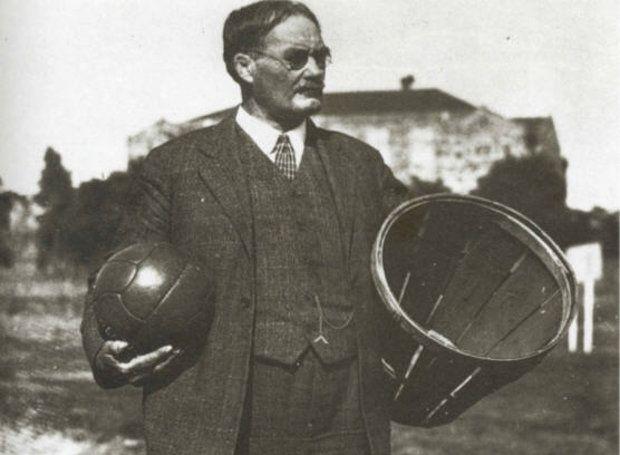 Η ιστορία της καλαθοσφαίρισης