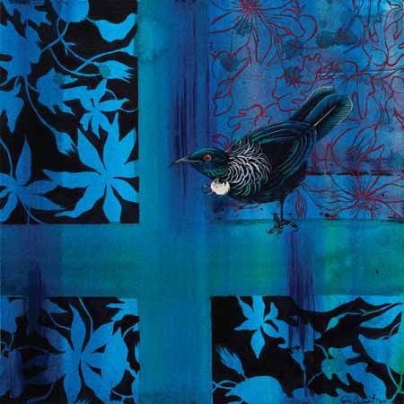 Check out Tui 2 Canvas Art Print by Rae West at New Zealand Fine Prints
