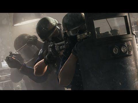 Rainbow Six Siege E3 2014 Gameplay World Premiere [US] - YouTube