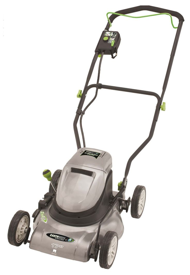 Recibidores Con Trones De Ikea ~ Great States Corporation Earthwise cordless electric push lawn mower