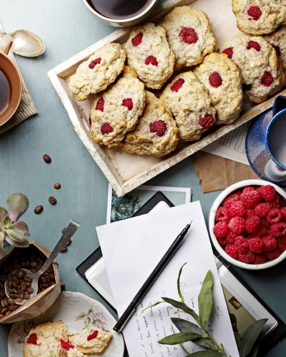 Want to make a sweet treat for mom on Mother's Day? We recommend these Banana-Berry Scones from Isa Does It by Isa Chandra Moskowitz! Banana-Berry Scones Makes 12 scones Total time: 40 minutes Active...