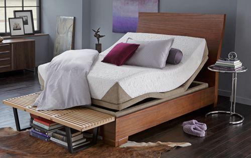 My dream bed!Memories Foam, Serta Icomfort, Adjustable Based, Adjustable Sets, Adjustable Beds, Icomfort Mattress, Dreams Beds, Icomfort Genius, Bedrooms Furniture