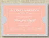 Bachelorette Party Invitations DIY Set (printable).: Bachelorette Parties, Bridal Shower, Set Printable, Peeking Julie, Invitations Diy, Bachelorette Party Invitations