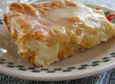 New Cake Recipes: Breakfast Cheese Danish