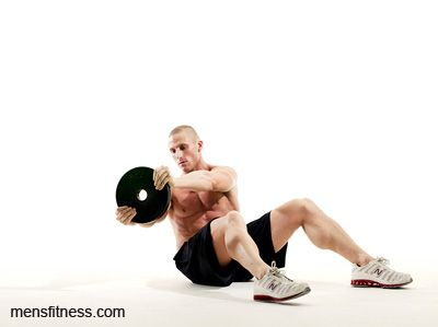 Add This To Your Workouts And Make Your Abs Pop - Men's Fitness