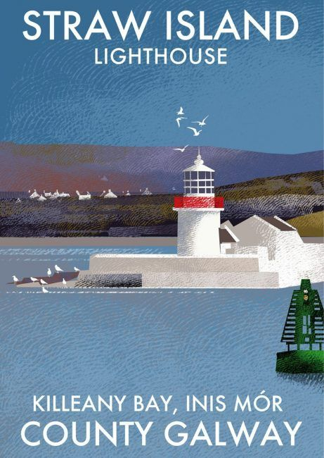Lighthouses In Ireland Map.Ireland Beautiful Lighthouses In 2019 Lighthouse Ireland Beach