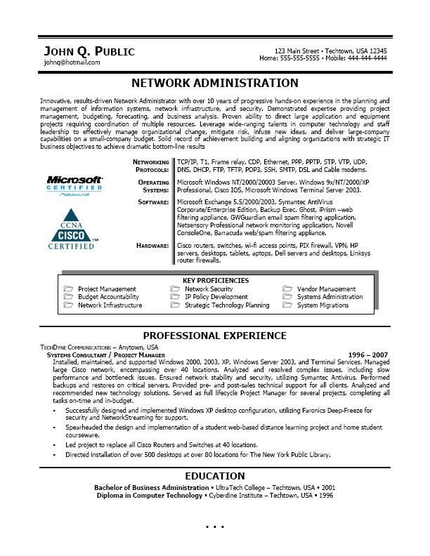 it resume samples | Resume Writer-IT resume sample from certified resume writer…