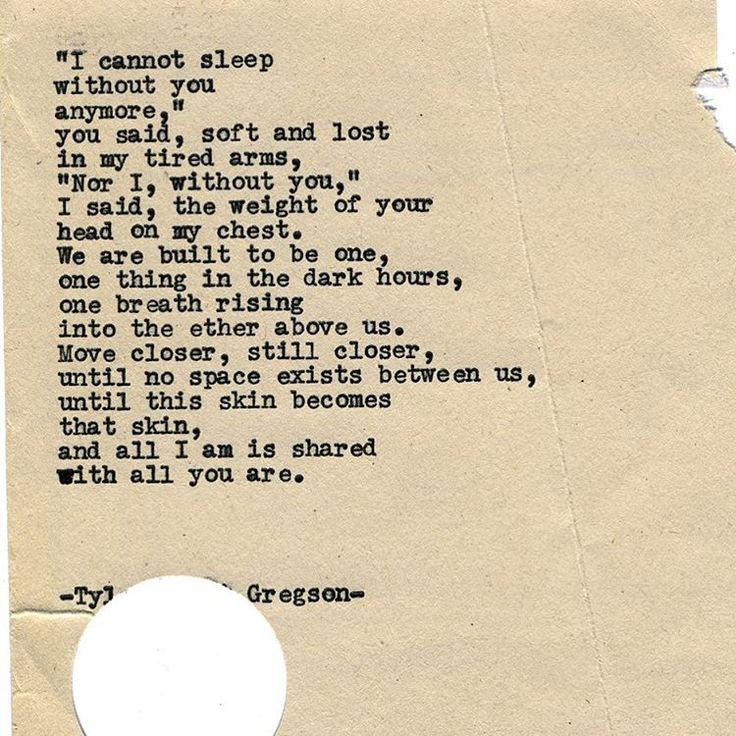 "Tyler Knott Gregson op Instagram: ""Typewriter Series #1391 by Tyler Knott Gregson __ Come say hello @TylerKnott on Instagram, Facebook, and Twitter! #tylerknott"""