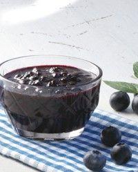 Rørte blåbær med Sukrin - Funksjonell Mat