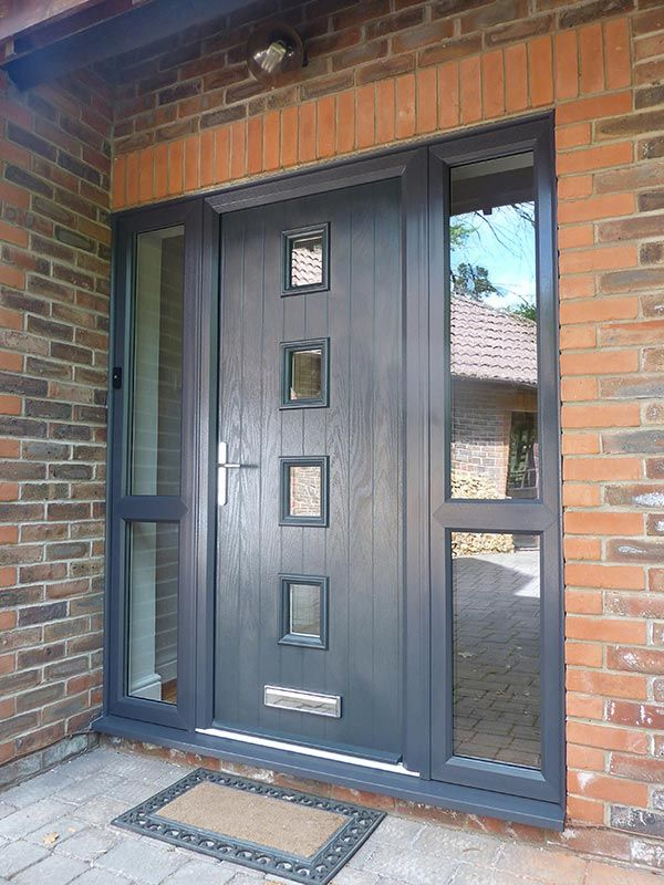 Composite doors britannia windows windows doors for Porch windows and doors