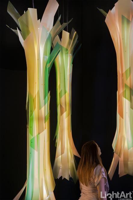 17 Best Ideas About Ribbon Chandelier On Pinterest